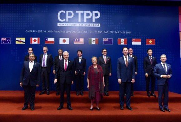 En Chile se firmó mayor acuerdo comercial en 25 años.