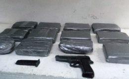 Aduanas detecta droga y una pistola en la avanzada El Loa.