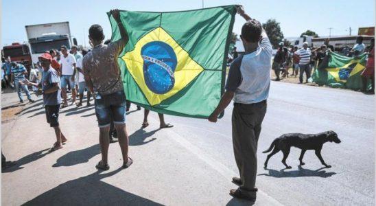 Paro de camioneros en Brasil ya afecta a la economía.